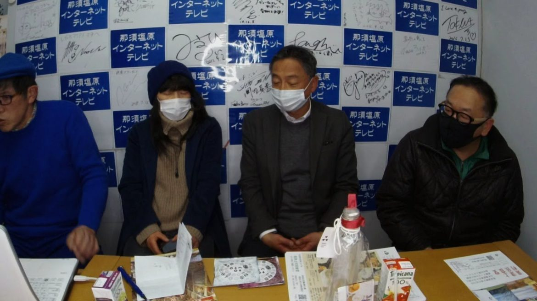 もくはち1月7日 ゲスト 湯津上村民食堂 久田晃史さん