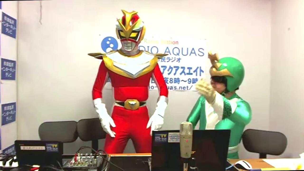 星龍戦士コスモフラッシャー~タタミマンのローカルヒーローTV:A面第2話