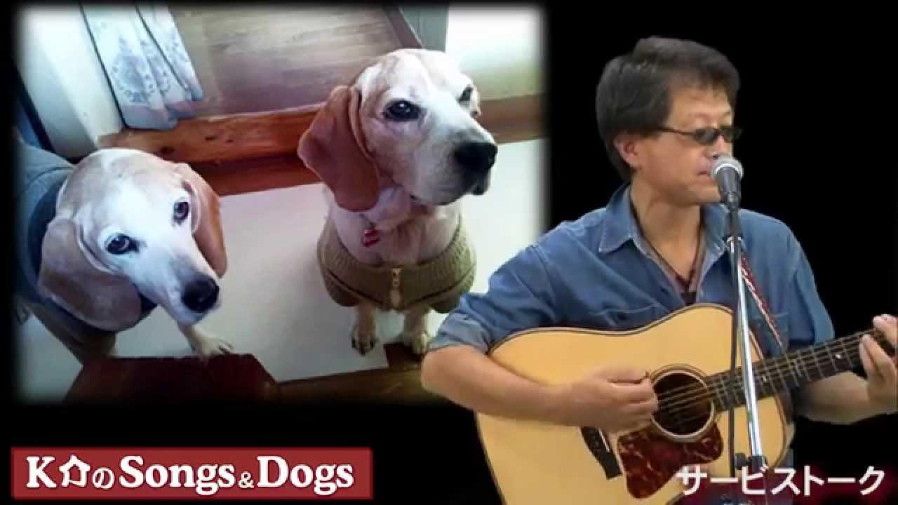 K介のSongs&Dogs週末はミュージシャン~45