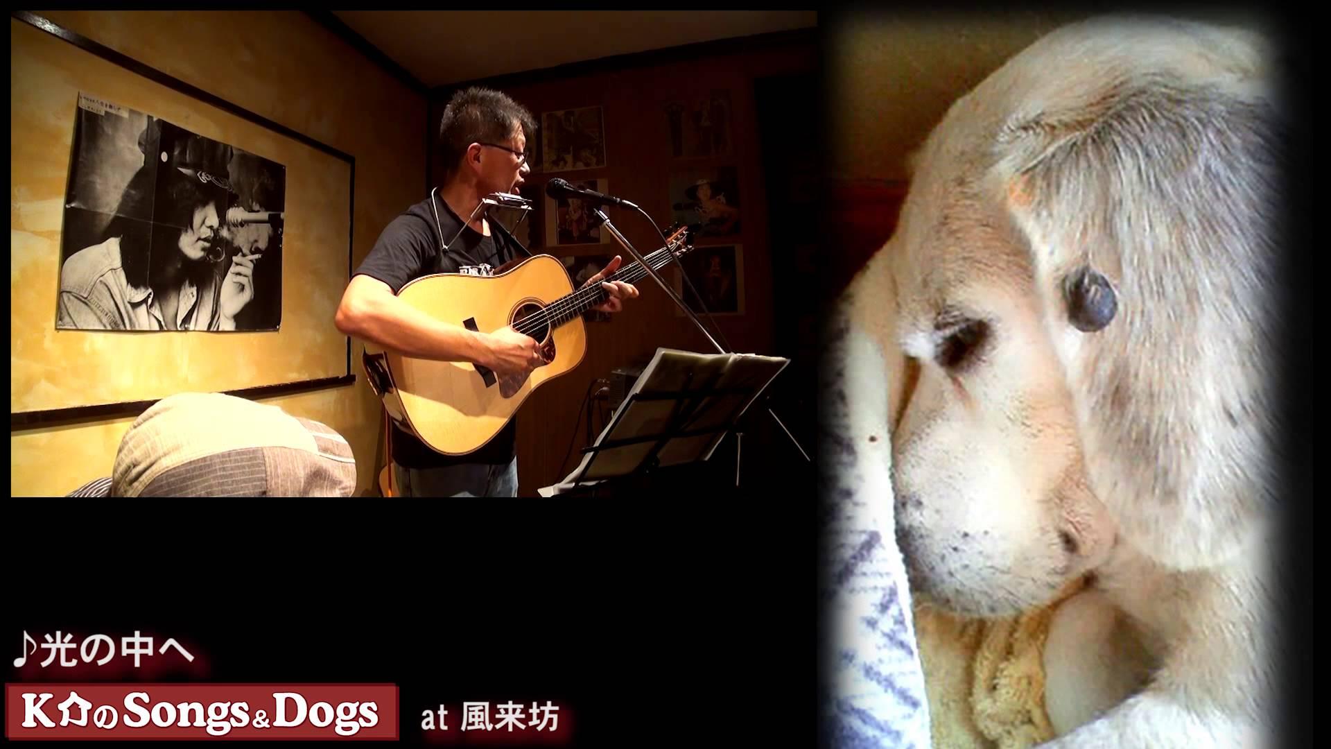 K介のSongs&Dogs週末はミュージシャン88