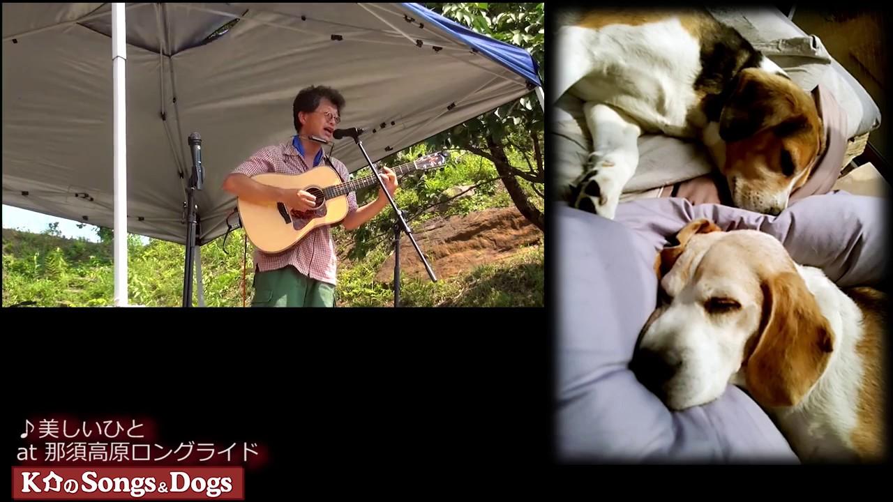 183th: K介のSongs&Dogs週末はミュージシャン