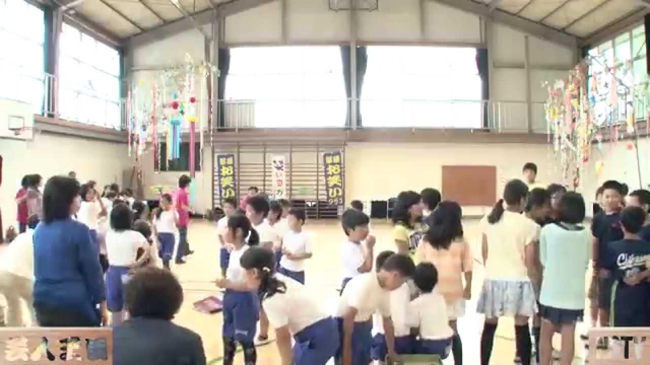 親園小学校祖父母交流会~芸人王国 2014年7月4日(1)