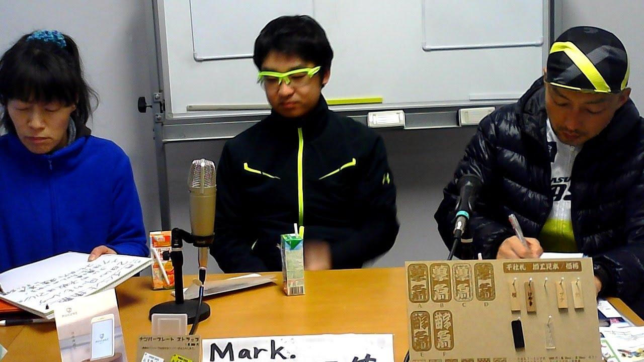 もくはち2019.2.28Part1 ゲスト『Mark。』の西川正隼さん