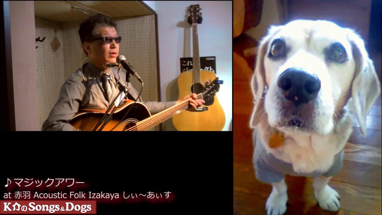 281th: K介のSongs&Dogs週末はミュージシャン