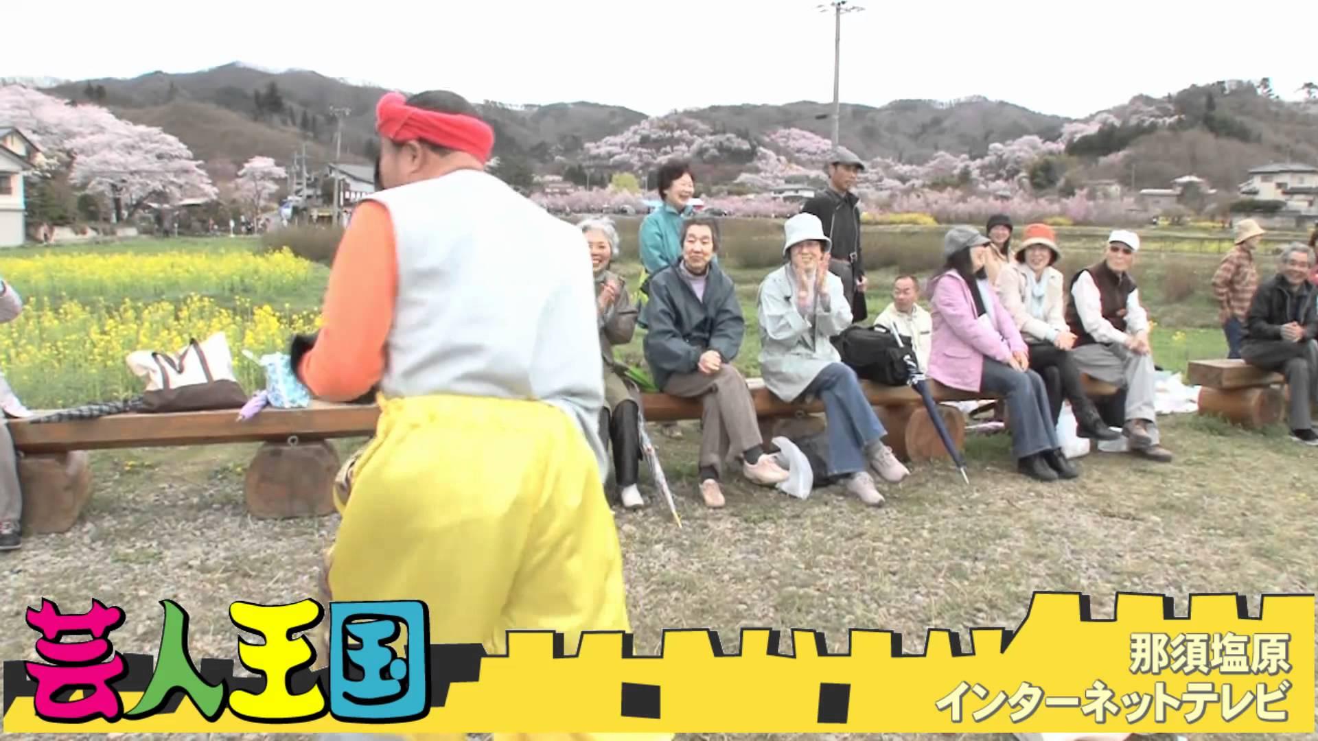 福島へ義捐金と笑いを届けるために遠征しました