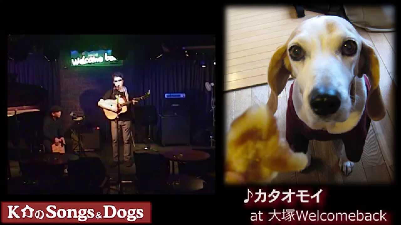 K介のSongs&Dogs週末はミュージシャン~55