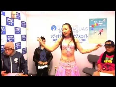 Rumua-Farasha Belly dance studioベリーダンスアミーラさん~もくはち
